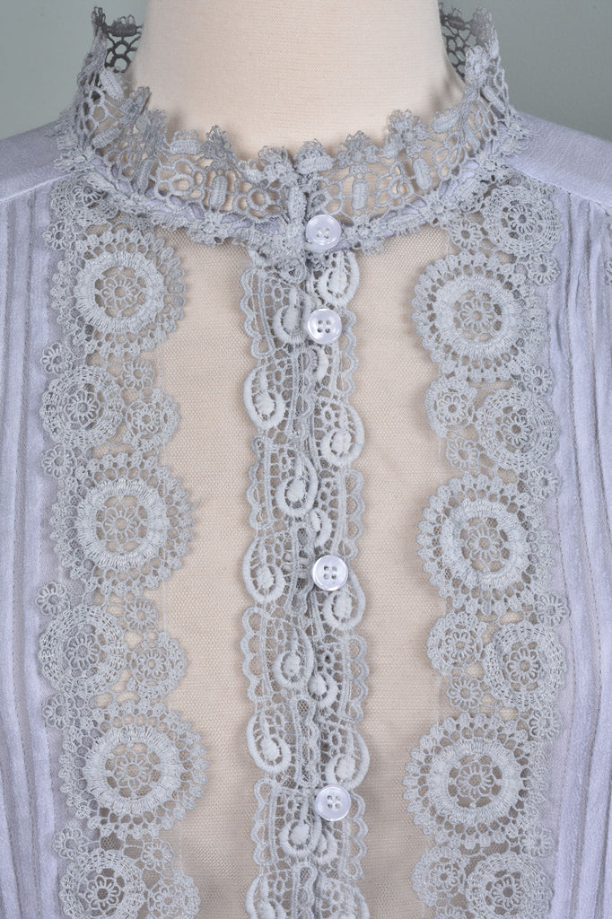 Lovely In Lace Woven Sleeveless Top