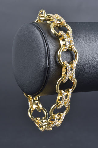Hand Diamond Cut Omega Back Hoop Earrings