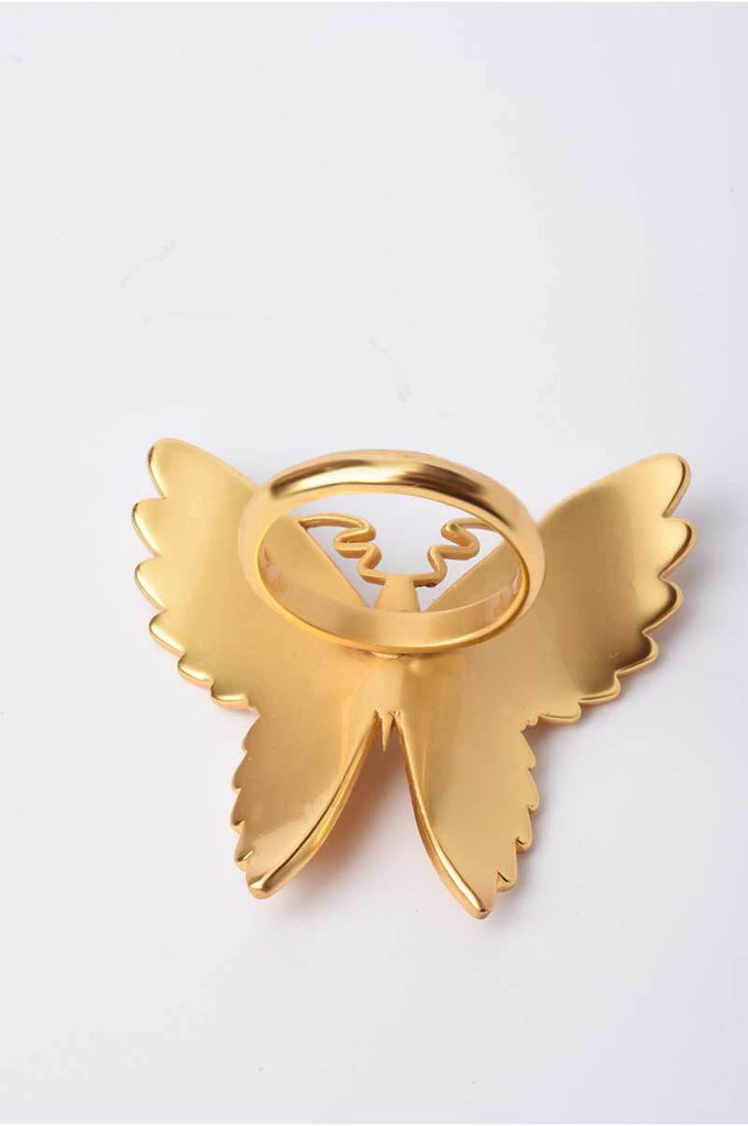 The Amazing Butterfly Ring