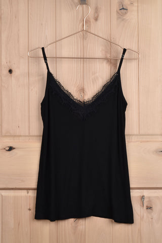 Exotic Lace Trim Cami
