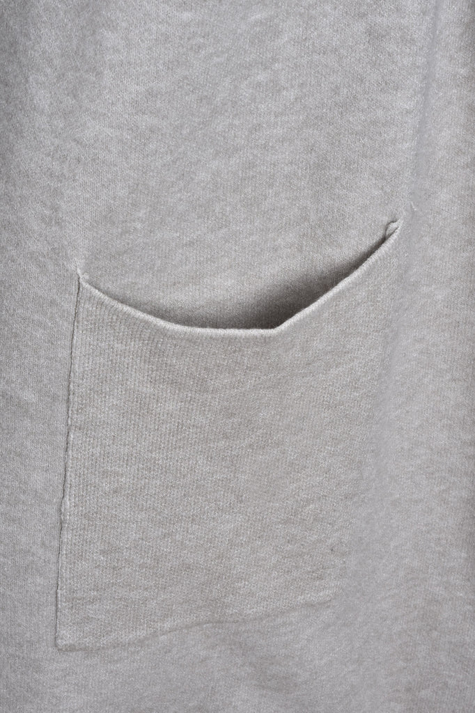 Italian Made Open Cardigan