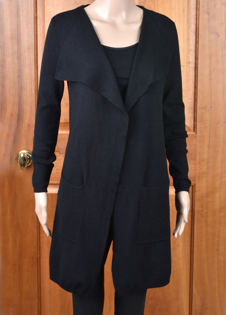 Open Longer Length Cardigan