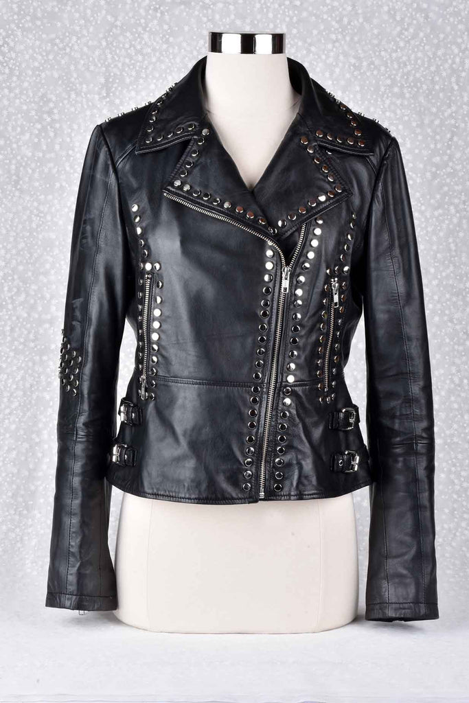 The Bond Street Leather Jacket