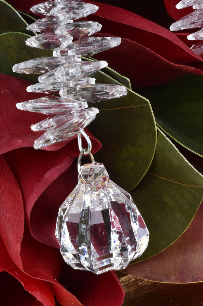 Acrylic Drop Ornaments