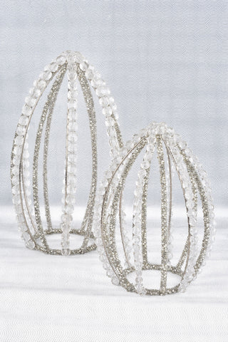 "Italian 2-1/2"" Round Double Hoop Earrings"