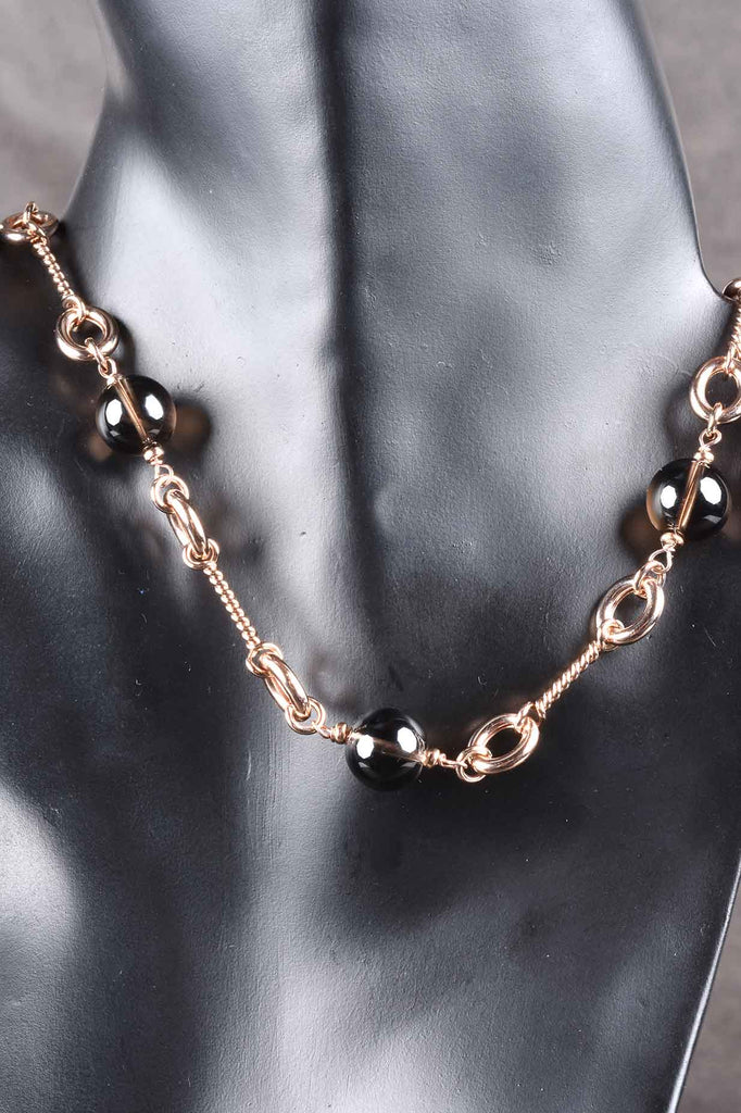 The Galleria Status Link Necklace