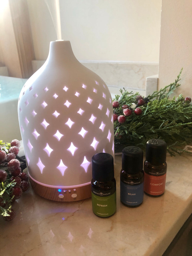 Spa Blends Essential Oils