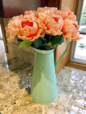 Seafoam Pitcher Vase