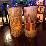 Old World Christmas Luminaries
