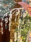 Ice Crystal Acrylic Drop Branches