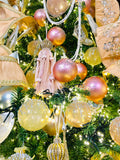 Faceted Bead Garlands