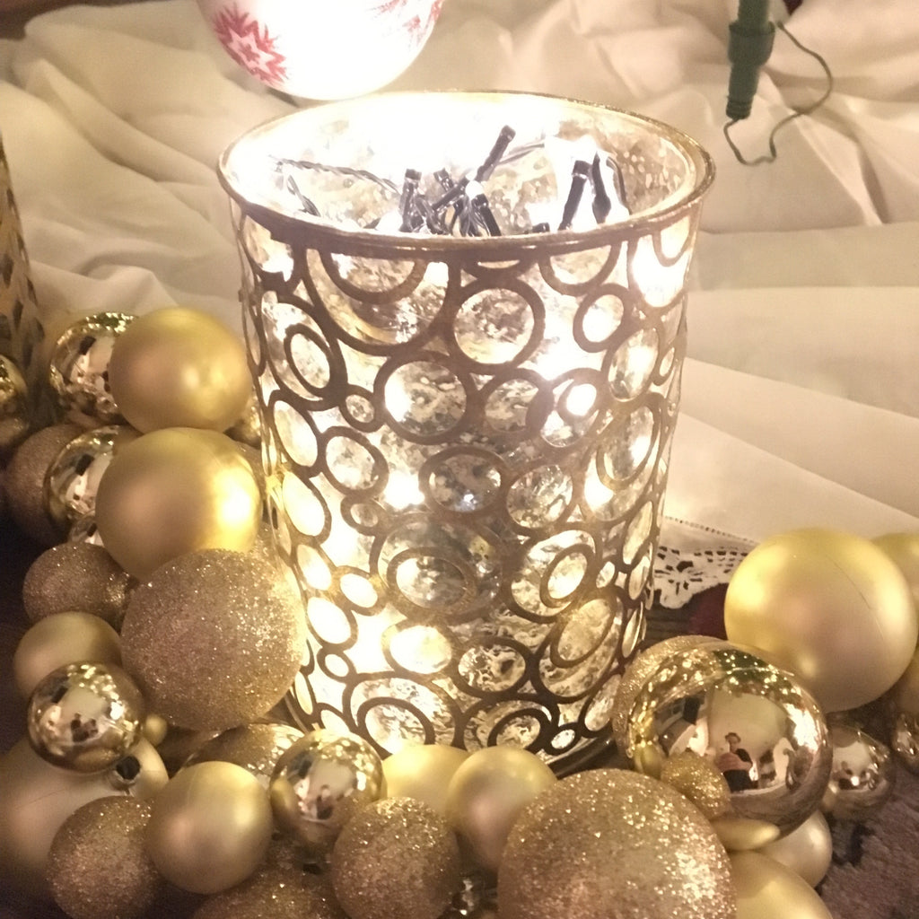 Battery Operated LED White Twinkle Lights