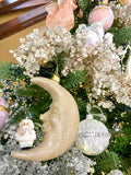 Moon Glass Ornaments