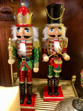 Sparkling Sequined Nutcrackers