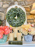 Real Touch English Ivy Wreath
