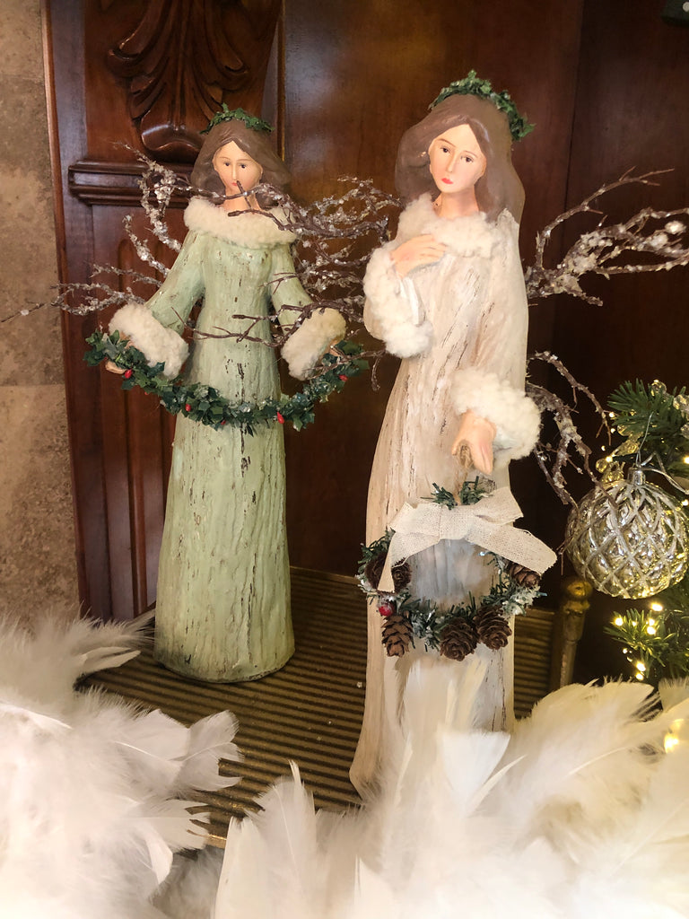 Calming Woodland Angels