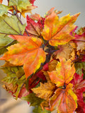Large Fall Leaf Branches, Set of 6