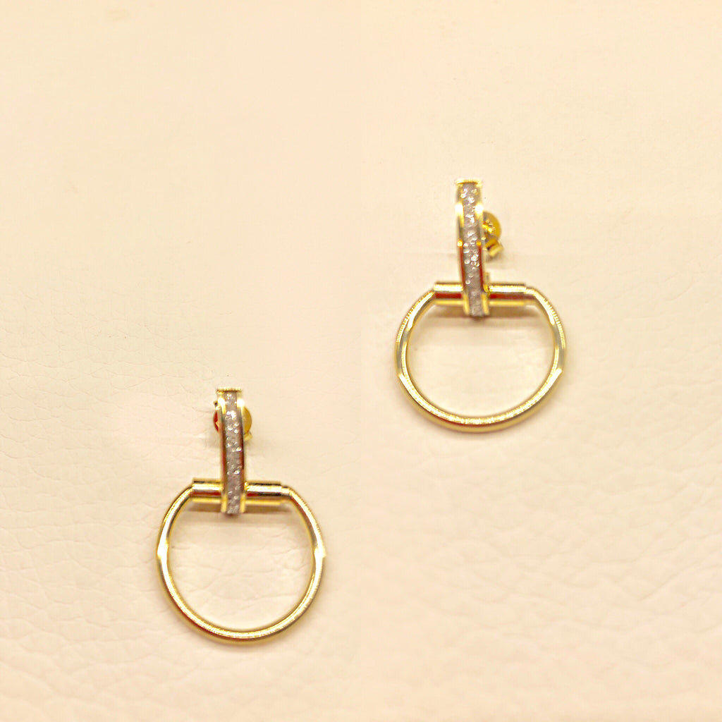 New Look of Luxury Equestrian Earrings