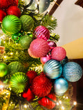 Brightly Colored Ball Garland
