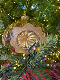Large Reflector Glass Ornaments