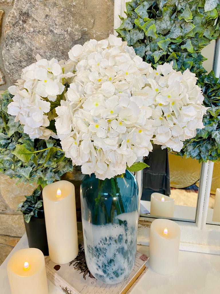 Real Touch Hydrangeas