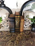 Set of 2 Scrollwork Bookends