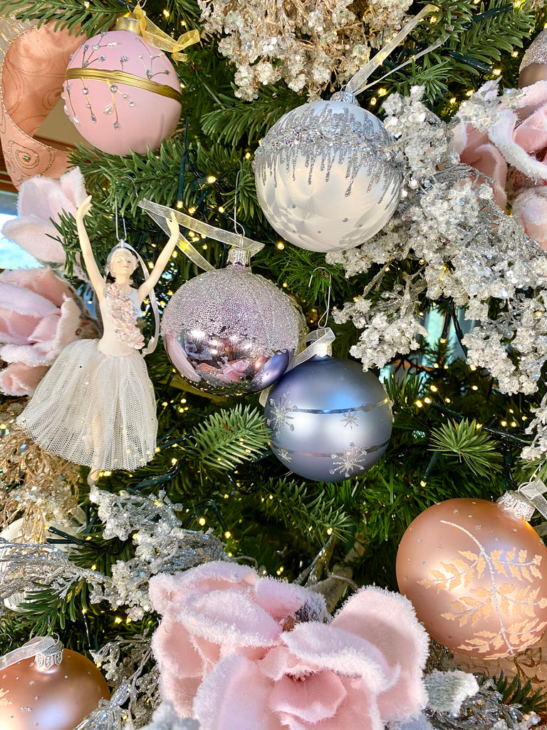 Ballerina Ornaments