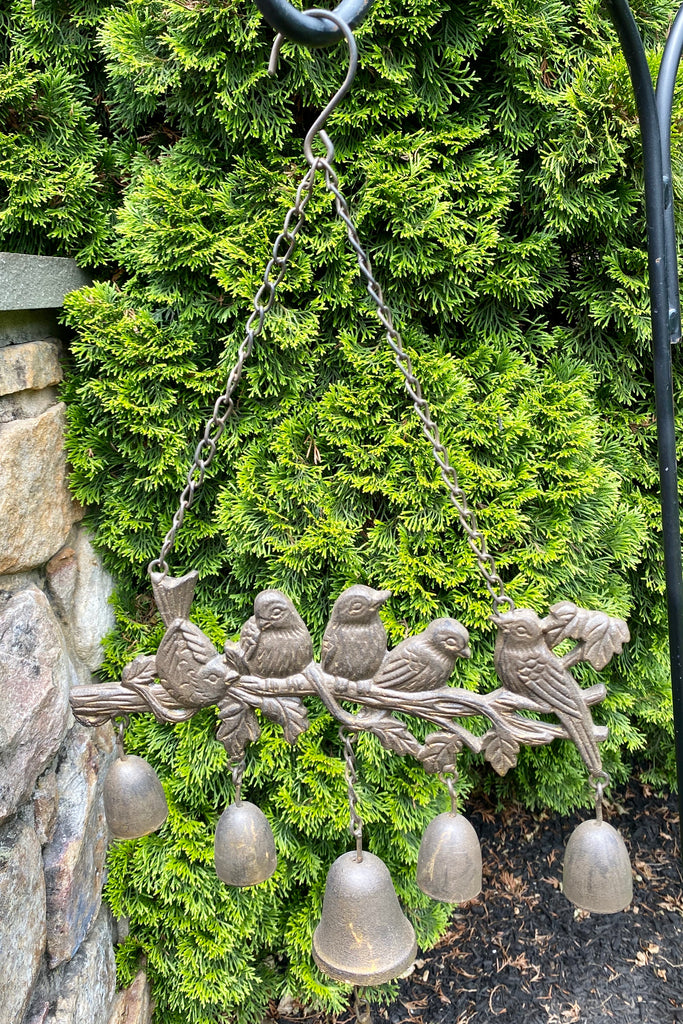 Birds on a Branch Wind Chime