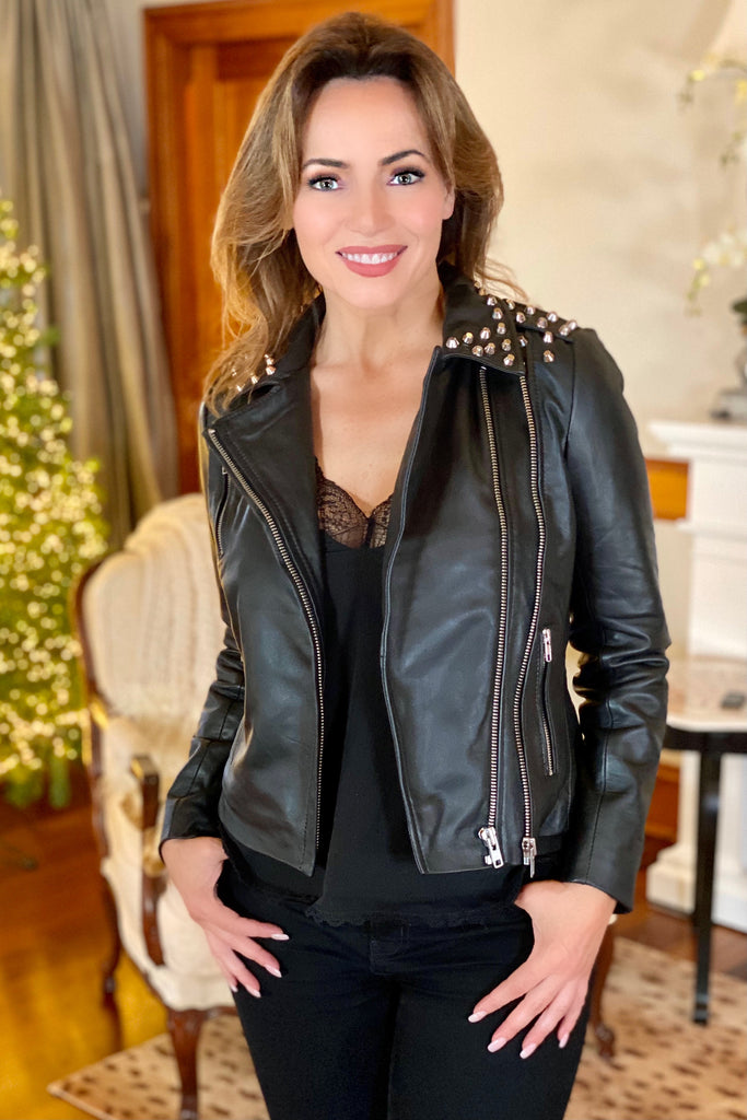 The Forza Leather Jacket