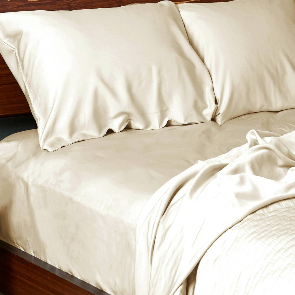 Rayon Bamboo Sheet Set - Queen