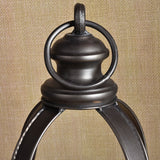 Set of 2 Open Curved Lanterns