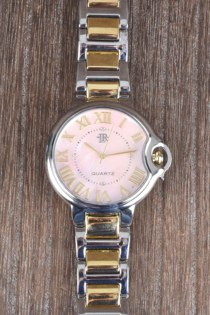 The Pink Mother of Pearl Palloncino Watch