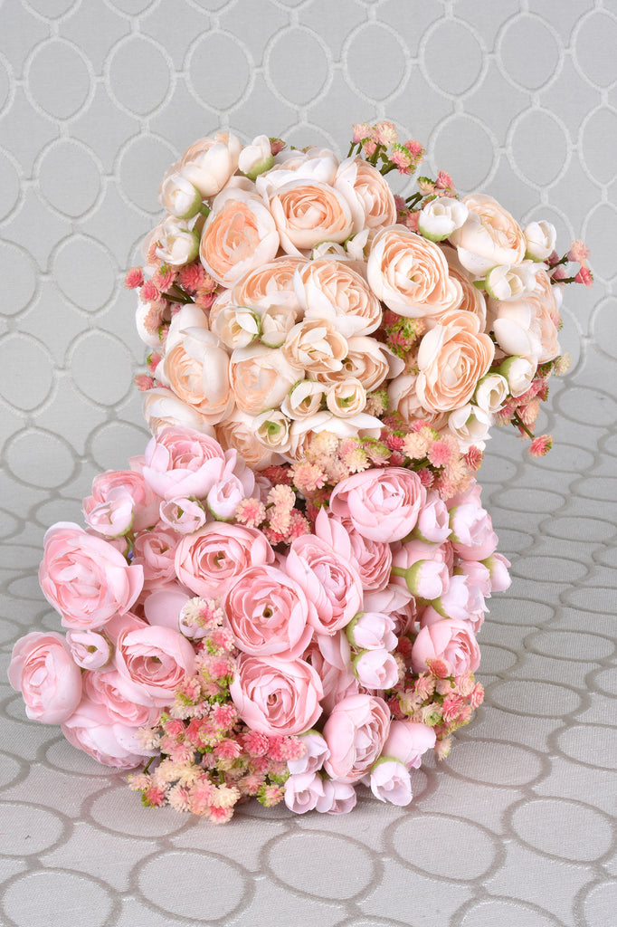 Ranunculus and Mini Blossom Bouquet