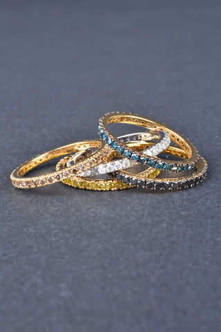 Couture Inspired Pave Wide Huggie Hoop Earrings