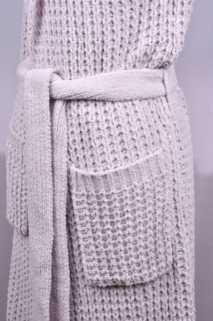 Chenille Knit Robe