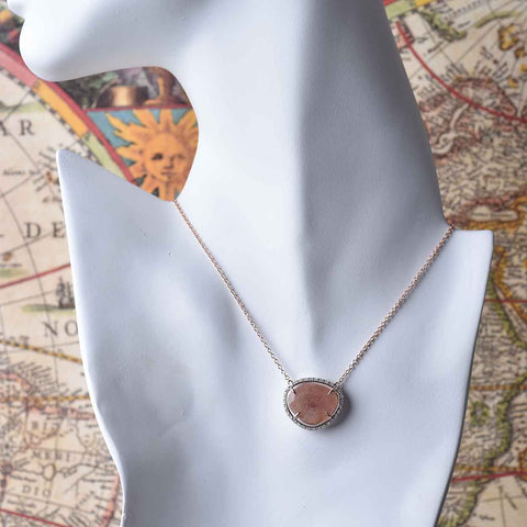 Italian Graduated Two-Tone Custom Necklace