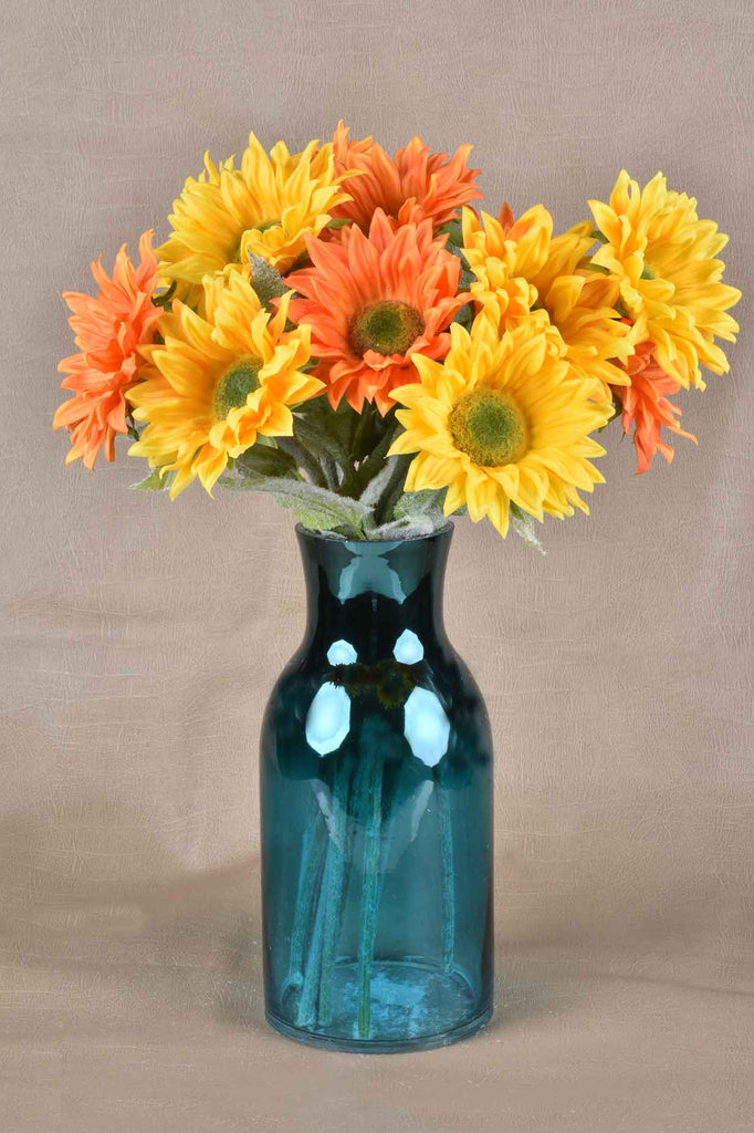 Real Touch Summer Sunflower Bouquet
