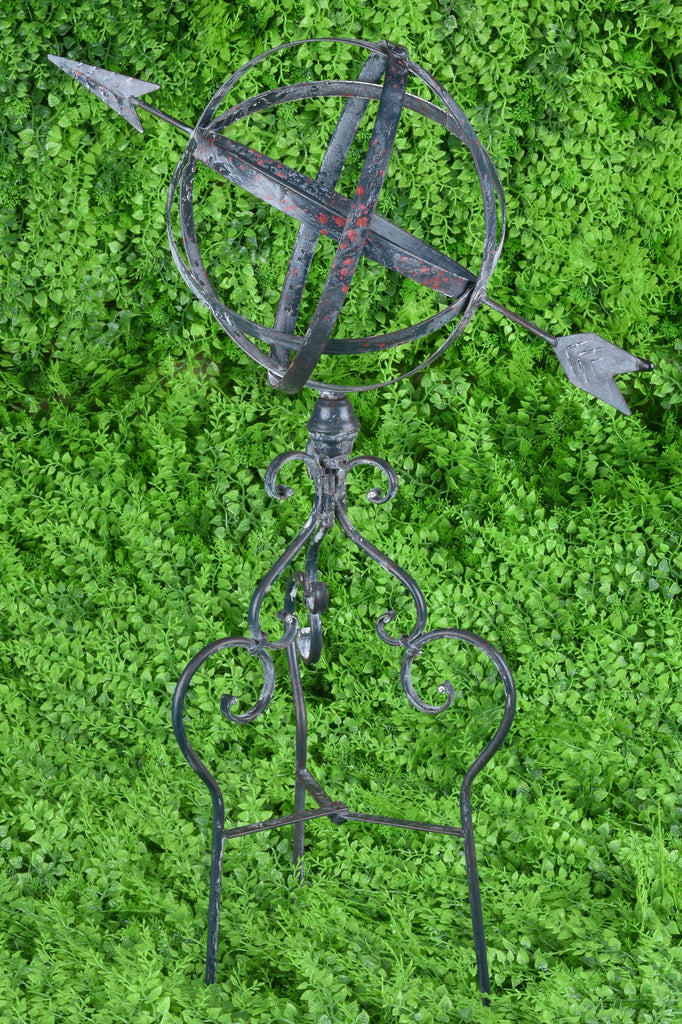 Atlas and Arrow Trellis Garden Stake