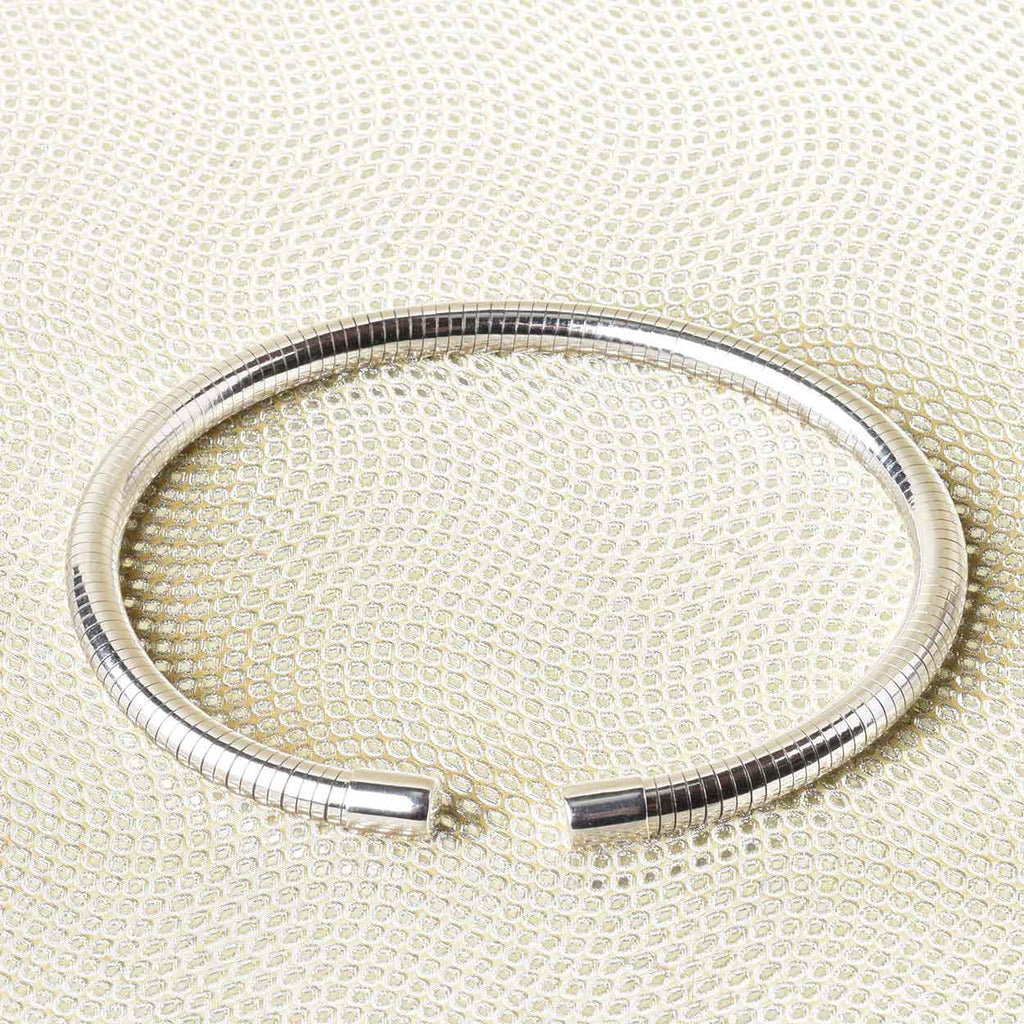 Italian Smooth Tubogas Wire Cuff