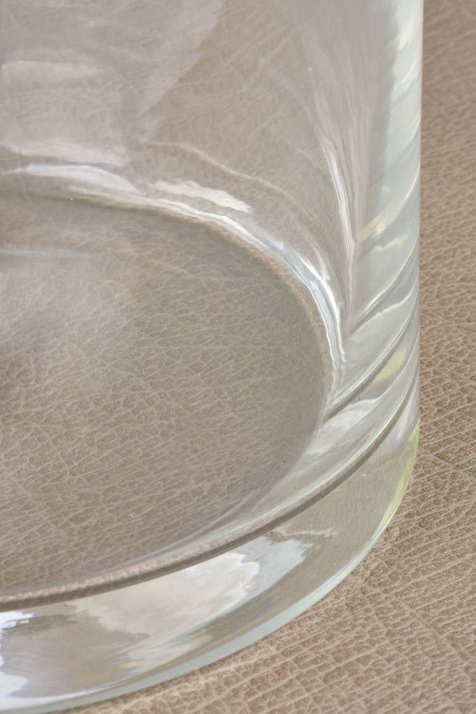 New Castle Glass Cylinder Vase