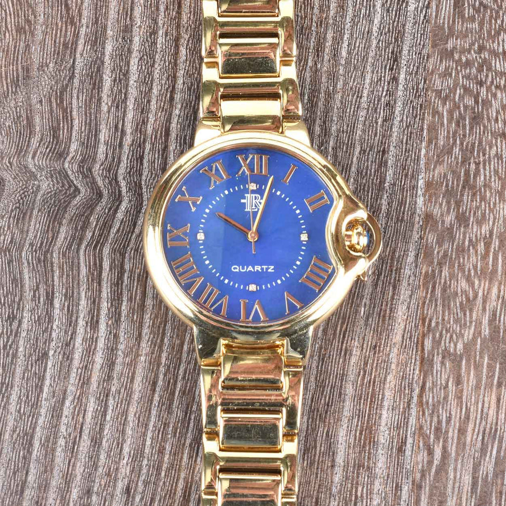 The Deep Blue Palloncino Watch