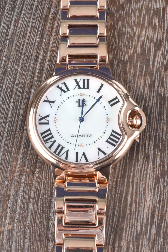 The White Mother of Pearl Palloncino Watch