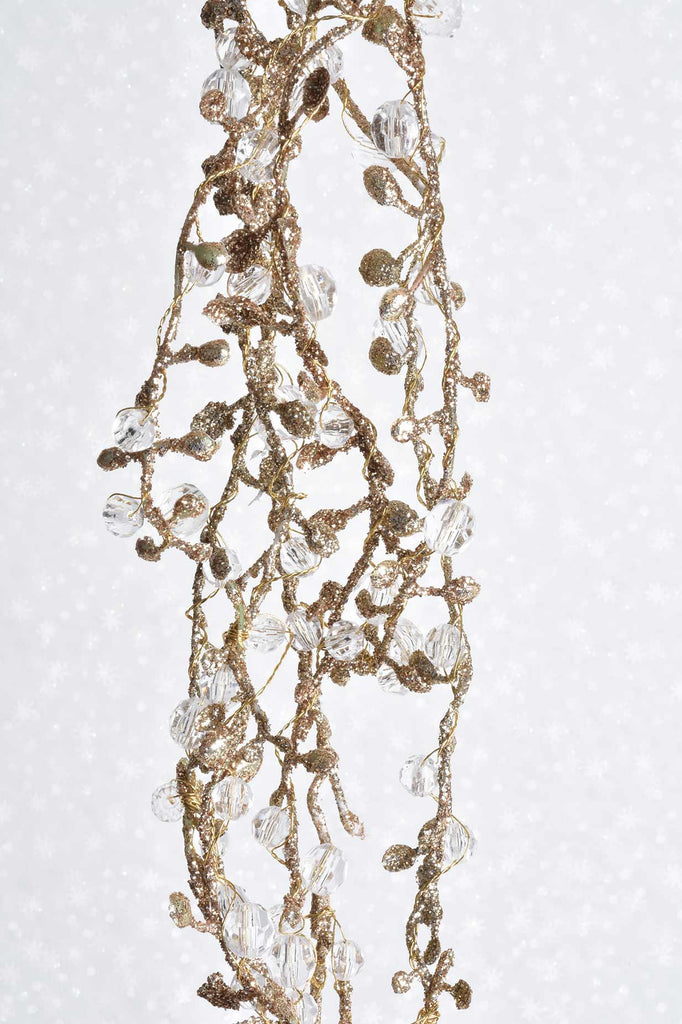 Acrylic Weeping Willow Garland