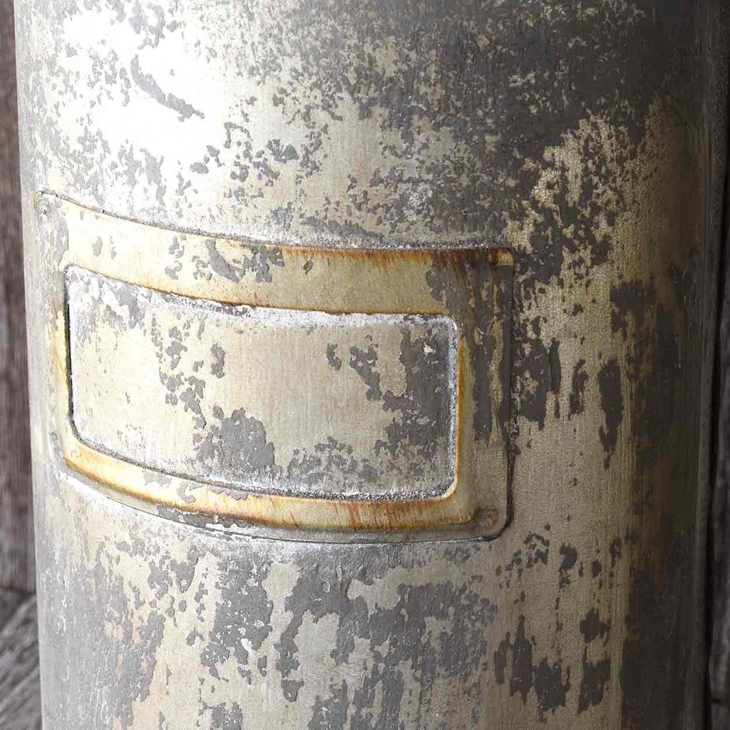 Galvanized Multi Purpose Container
