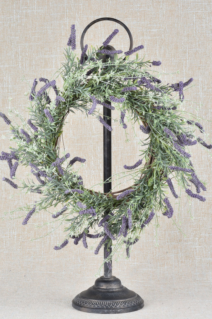 Grand Antiqued Wreath Hook