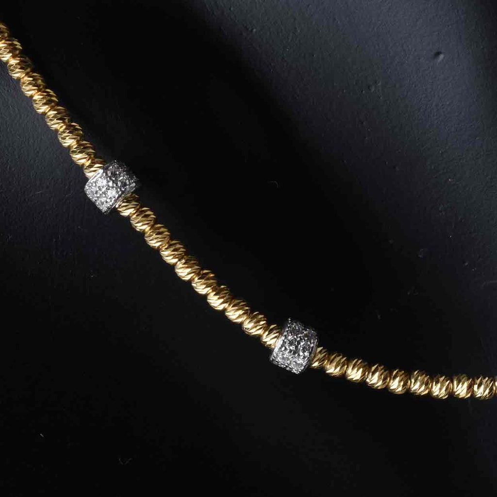 The Italian Sparkling Necklace