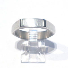 40% Off! Sterling Silver Gear Ring