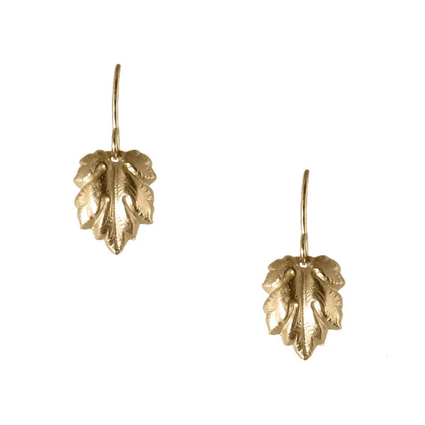 Single New Leaf Earring