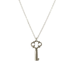 Victorian Key Necklace