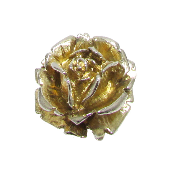 40% OFF! Vintage Silver Blossoming Rose Ring